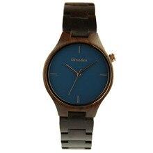 REDEAR909, todo o material de bambu relógio dos homens de luxo, relógio de pulso de marcas high-end, relógio de forma de quartzo, archaize relógio ocasional