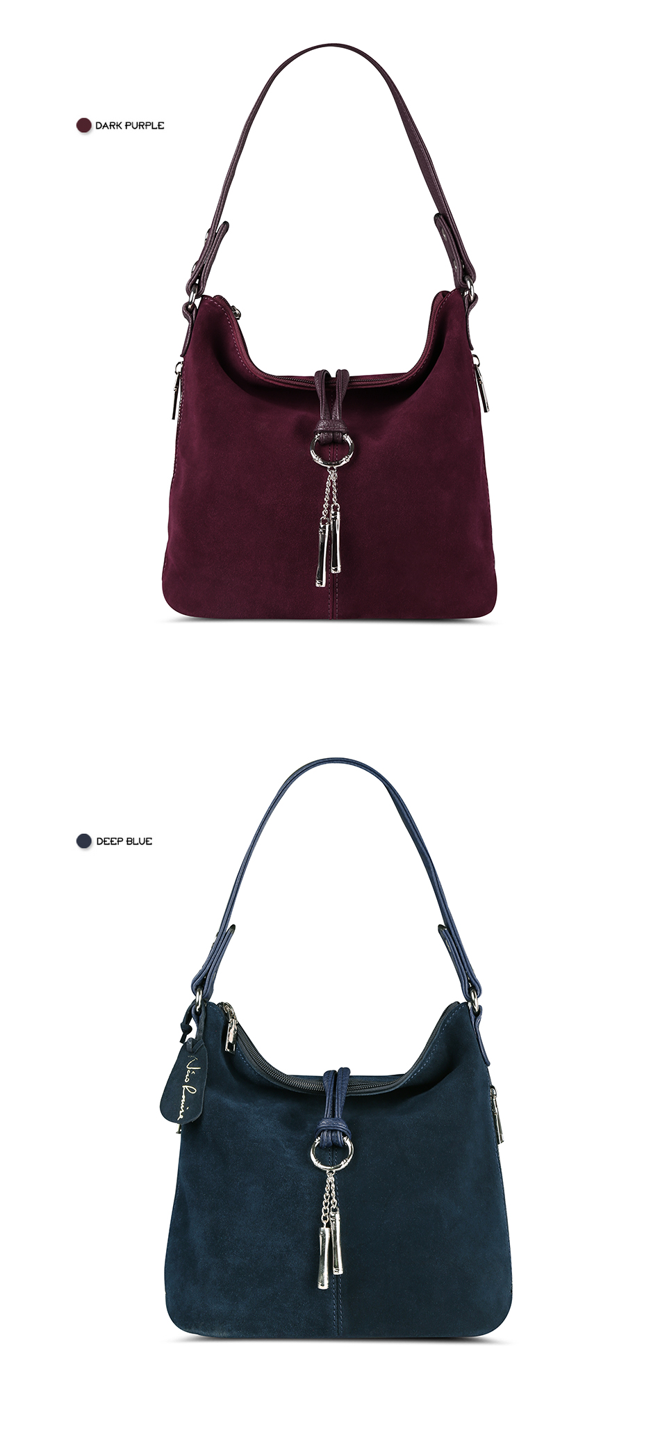 HTB1lwRAciIRMeJjy0Fbq6znqXXaP - Fashion Women Split Leather Shoulder Bag Female Suede Casual Crossbody handbag Casual Lady Messenger Hobo Top-handle Bags