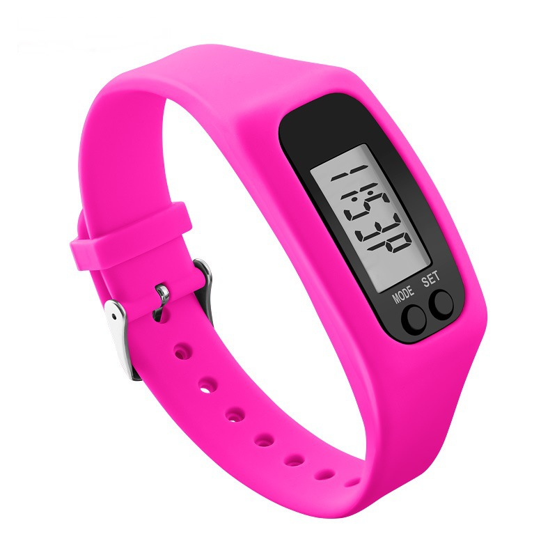 Bracelet Watch Silicone Band Sports Men Fashion Women Montre Horloge Reloj Mujer Femme title=