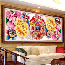 silk Embroidery printed For