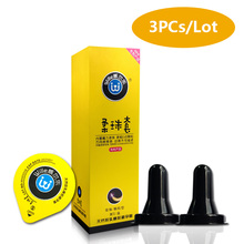 Stimulate Dotted G spot Condoms Pleasure for her Lubricated Ultra Thin Particle Condom Adult Sex Products