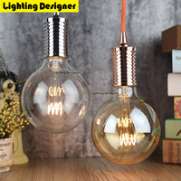 Golden G125 4W Led Edison Bulb T