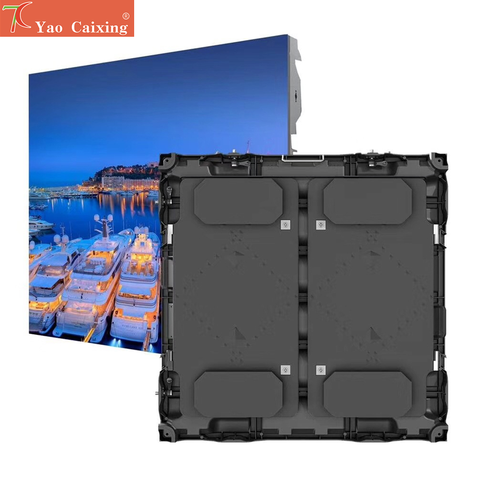 P5 Outdoor Waterproof 1R1G1B Aluminum Cabinet Full Color Led Display Led Module Led Signs Screens Smd Dot Matrix Digital Display