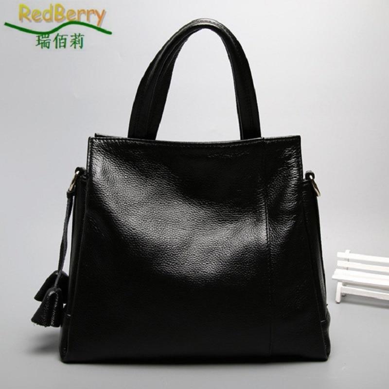 ФОТО Genuine Leather Bag Brand New Women Handbag Fashion Ruropean Style Shoulder Bag Women Pillow Handbag Solid Casual Tote Bolsas