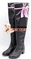 LoveLive! Love Live Theater Ver Nico Yazawa Long Halloween Cosplay Shoes Boots X002