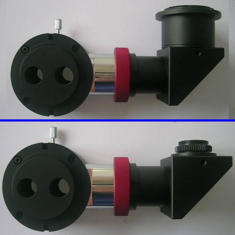 Digitální adaptér se štěrbinovou lampou typu Topcon