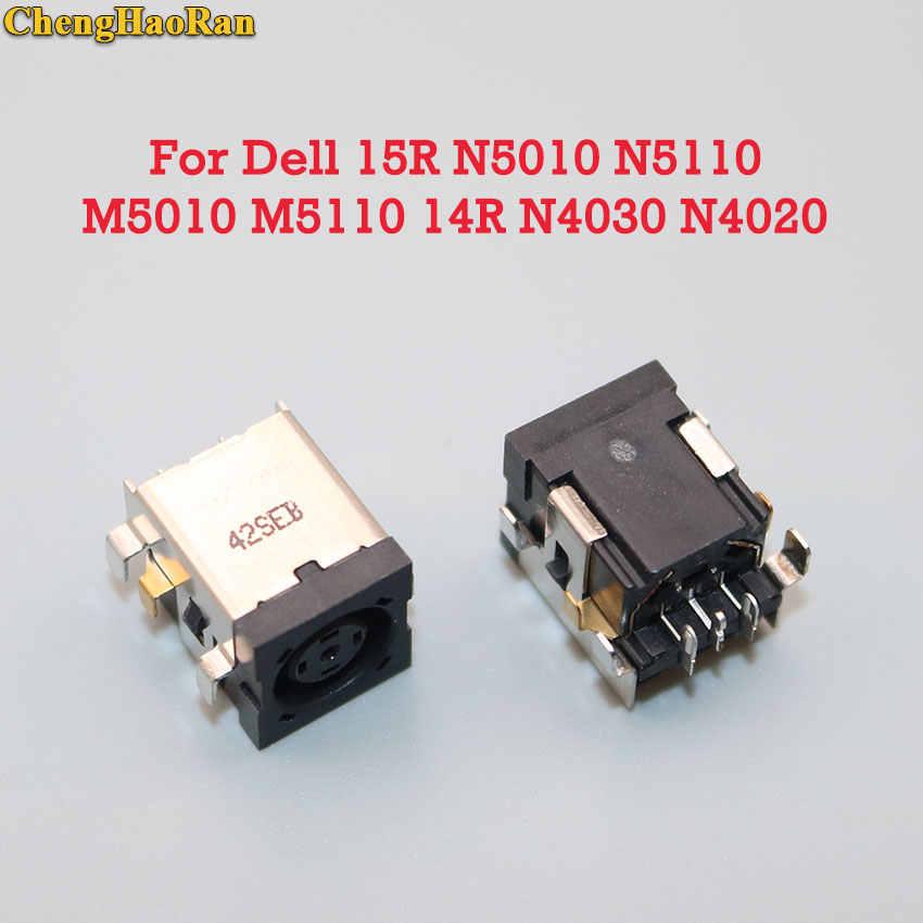 Chenghaoran DC Power Jack Kabel Konektor Port untuk DELL 15R N5010 N5110 M5010 M5110 14R N4030 N4020 N4010 M4010 N3010