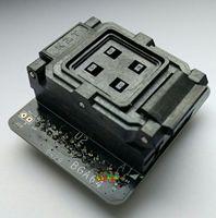 BGA64 banc d'essai de siège brûlant programmeur TL86 PLUS 1.0MM