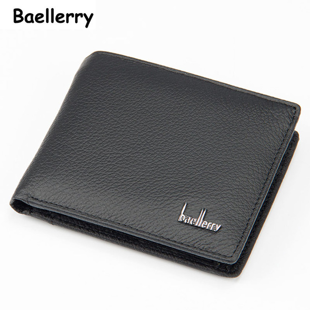 Genuine leather men wallet multifunctional short design business genuine leather men wallet multifunctional short design business card holder purse soft leather thin mens cluthch colourmoves