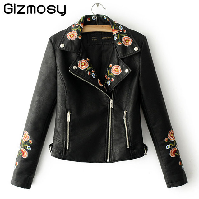 Moto Leather Jacket Womens