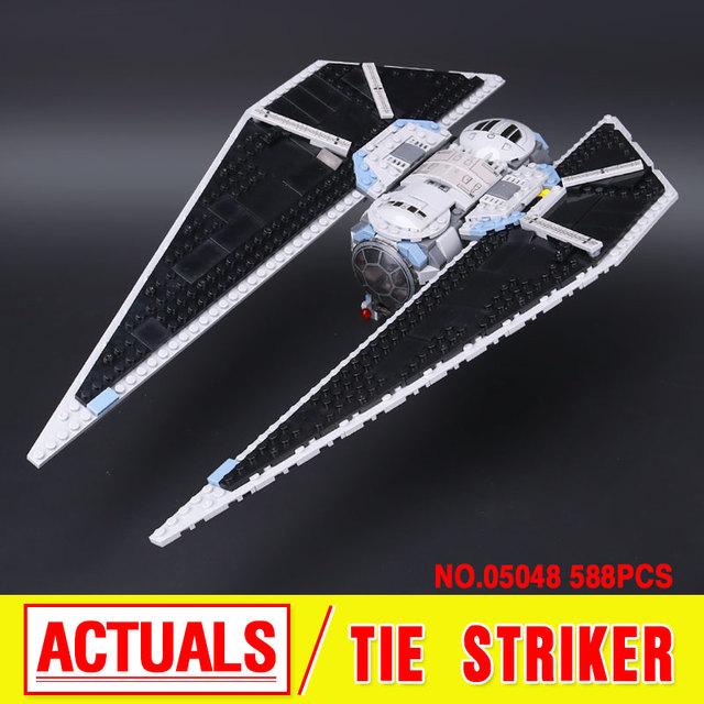 Nuevo 543 Unids Lepin 05048 Estrella Guerra Seiers El LAZO Delantero Bloques de Construcción Juguetes de Los Ladrillos Compatible con 75154