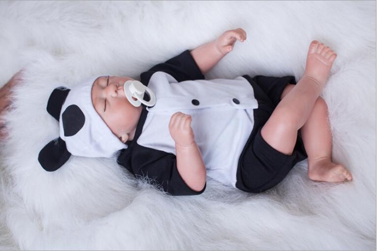 20 quot New Arrival Cheap price Rooted Hair Handmade Silicone Adora Lifelike Sexy Cow Child Birthday Baby Bonecas Bebe Reborn doll in Dolls from Toys amp Hobbies
