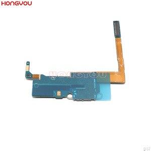 Image 2 - 5 قطعة لسامسونج غالاكسي NOTE3 ملاحظة 3 N900 N9008V N9008S SM N900 USB تهمة موصل هيكلي ميناء الشحن مقبس متفرع فليكس كابل