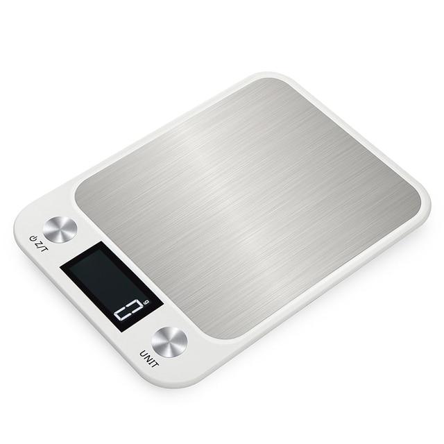 Timbangan Dapur Multi Fungsi dengan LCD Display 10kg/1g  3