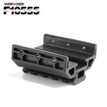 WORKER f10555 3D Printing Pull-down Kit for Nerf Retaliator(Sliding Block Set) - Black
