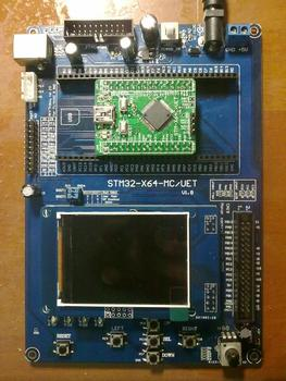 STM32F103RBT6Development board learning board assessment board SPI interface 2.4 TFT color screen routines