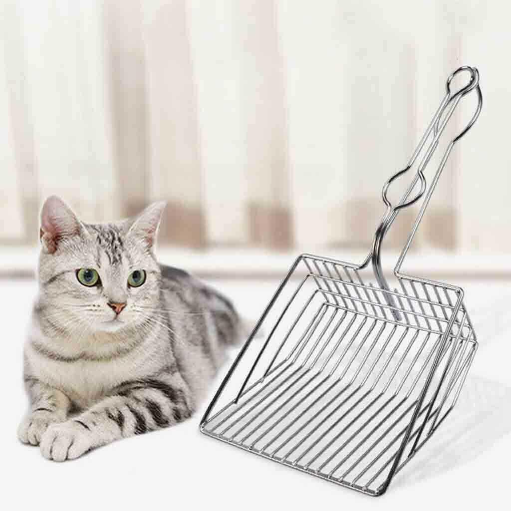 Pets Stainless Steel Metal Pooper Scooper 21 » Pets Impress