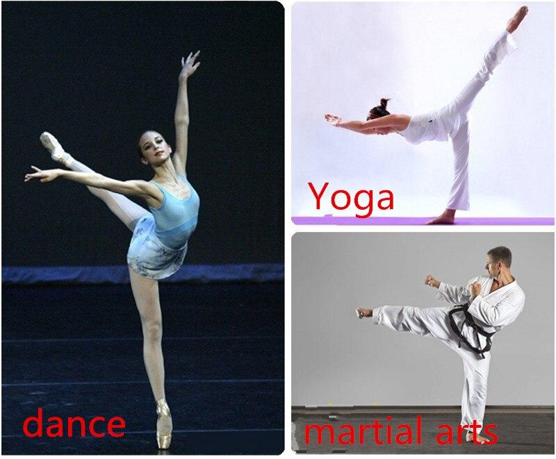 de tensão cinto estiramento com algodão multifuncional yoga cinto ligamento