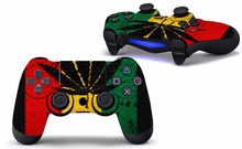 Weed Design Skin Sticker For PS4 Controller Decal Vinyl For Playstation4