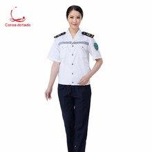 Первый костюм помощи для отделения скорой помощи рабочая рубашка первый центр медицинская сестра профессиональные сплит
