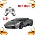 Presente de Ano novo RTN 1/24 RC Mini Roadster Brinquedos Do Carro Deriva Modelo Em Escala do carro Elétrico Do Carro Legal Velocidade Corrida de Brinquedo Rastreador Crianças Racer