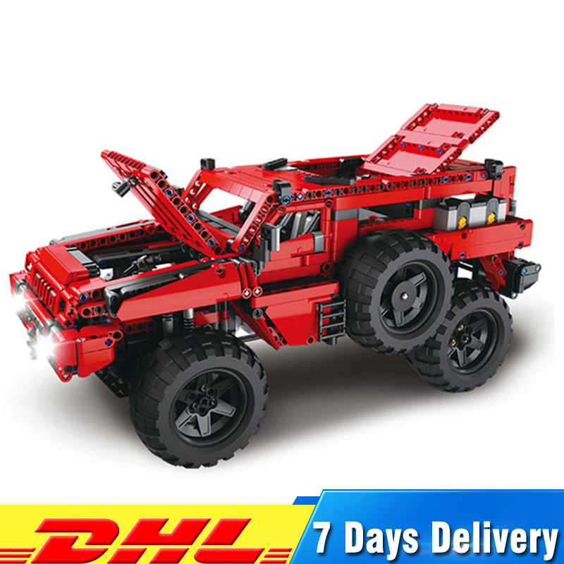 Lepin 23007 2278Pcs Technic MOC LegoINGlys 4731 The Marauder Model Building Blocks Bricks Educational Toys for Children Gifts
