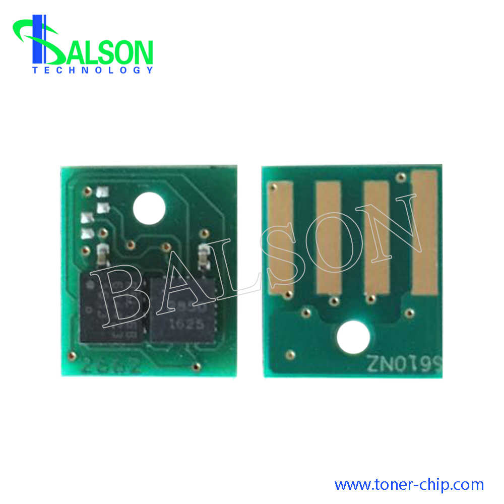 High capacity 25K  toner reset chip for Lexmark MX710 / MX711 / MX810 / MX811 / MX812 cartridge chips 62D1H00 chip for lexmark mx 811 dtme for lexmark 812 dtfe for lexmark mx 810dme new toner refill kits chips fuses free shipping