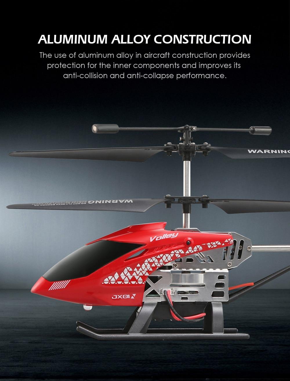 今週の割引 ヘリコプターバロメーター高度ホールドと強力なパワーアルミ合金建設ラジオコントロール ドローンライトギフト Rc 3