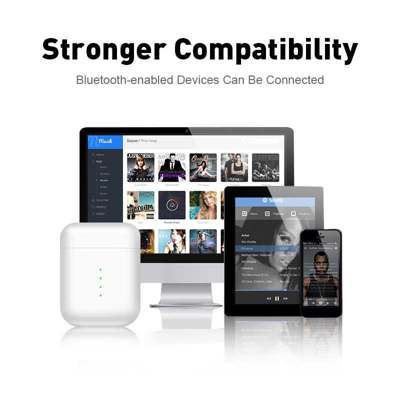 AliExpress I100 TWS słuchawki Bluetooth słuchawki douszne