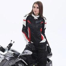 Cycling Motorcycle Jackets Women Motocross Jacket Protective