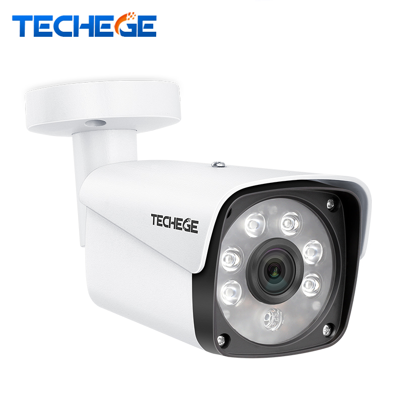 Techege AHD Camera 1080P CCTV Bullet Camera Waterproof Metal housing Night vision 2400TVL Security Camera for AHD system 2017 newest security ahd 1080p 2 0mp waterproof ir metal cctv bullet camera system cheap product