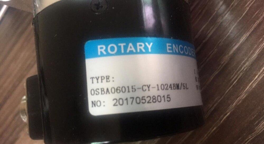 CNC lathe machine tool spindle encoder osba06015 cy 1024BM 5L 1024 pulses ZSF5815 machine tools Line