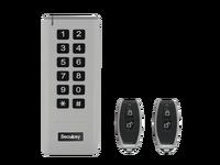 D1 легко устанавливаемый беспроводной дверной замок ворота открыть Применение возможность удаленного доступа в любом месте и Управление 125