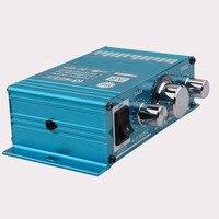 Cheap TELI A6 Mini Hi Fi Audio Mono Amplifier For Car Motorcycle Boat Home Free Shipping
