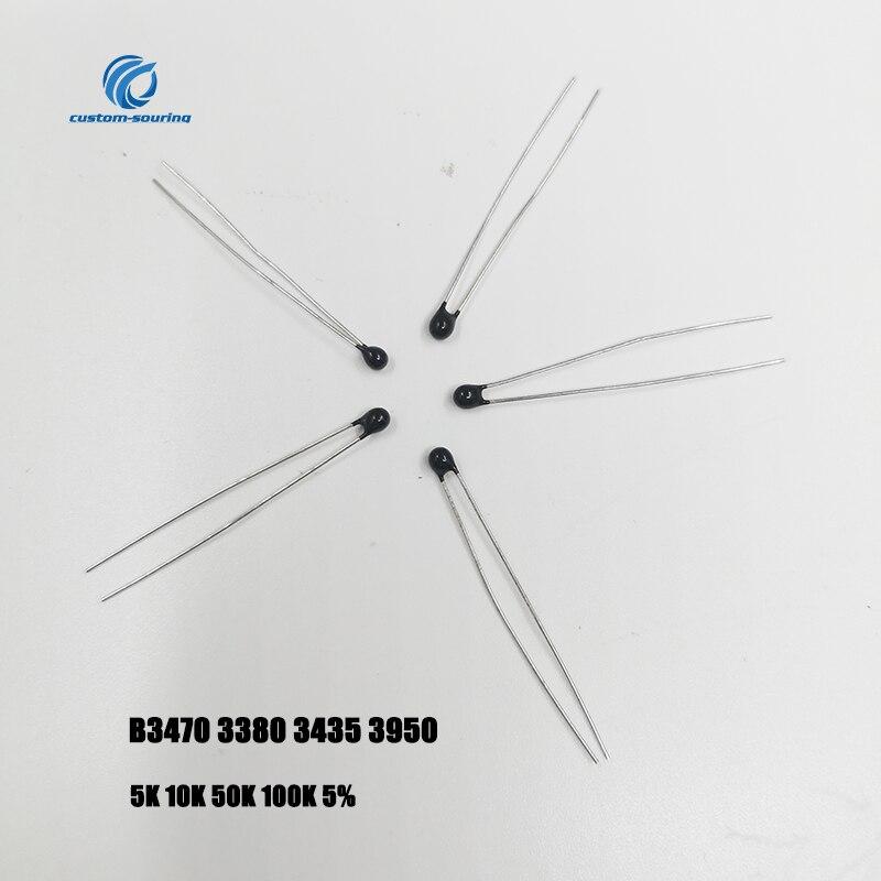 M4 Trou NTC Capteur de température 100K 3950 1/%