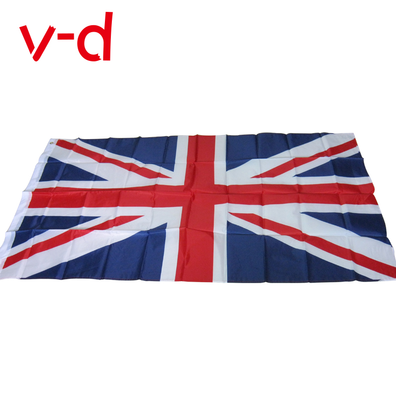 free shipping xvggdg UK flags England country State Flag United Kingdom National Brand flag great Britain
