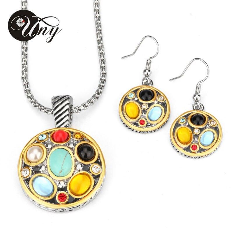 UNY Jewelries Sets Women 2...