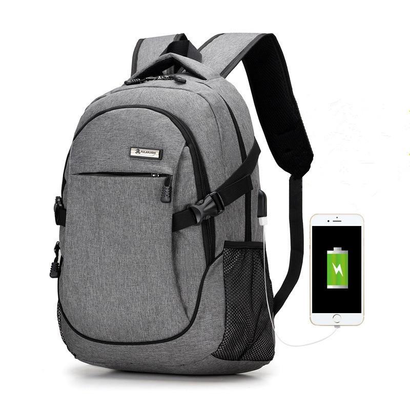 Large Capacity Laptop Bag Man Backpack Bag Black Backpack for women School Bags Mochila Masculina 2017 backpack laptop bag mochila masculina men large capacity nylon compact men s backpacks unisex women bagpack school bags