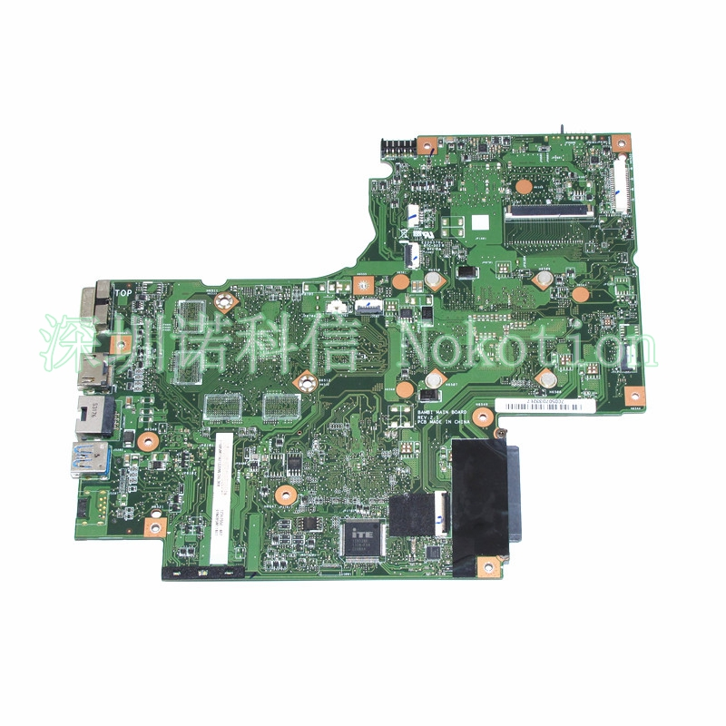 NOKOTION 11S90003042 BAMBI MAIN BOARD REV 2.1 For lenovo thinkpad G700 laptop motherboard 17.3 inch screen HM76 DDR3 SLJ8E WORKS