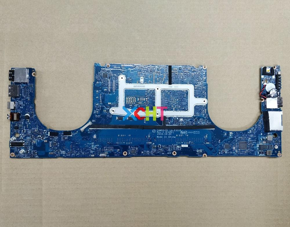 Image 2 - for Dell XPS 15 9560 YV12N 0YV12N CN 0YV12N CAM00/01 LA E331P i5 7300HQ GTX1050 4GB Laptop Motherboard Mainboard Tested-in Laptop Motherboard from Computer & Office