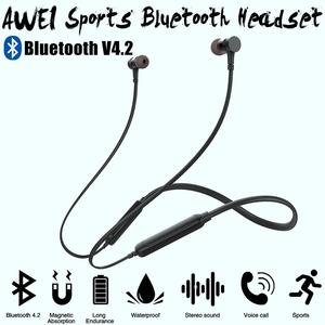 AWEI G10BL Neckband Magnetic S