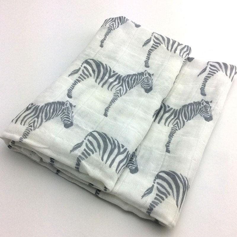 Новинка; хлопковое детское одеяло для новорожденных; мягкое детское одеяло из органического хлопка; муслиновое Пеленальное Одеяло для кормления; тканевое полотенце; шарф; детские вещи - Цвет: 18
