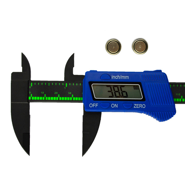150mm LCD Digital Electronic Vernier Calipers Gauge Micrometer Measuring Rule