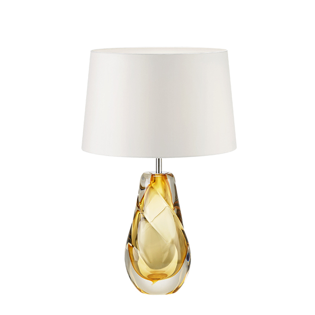 LED Contemporary Table Lamps for Living Room Bedroom Gold Indoor ...