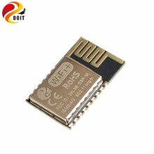 DOIT 5pcs/lot Mini Ultra-small size ESP-M2 Serial Wireless WiFi Module ESP8285 Transmission Module Fully Compatible with ESP8266