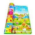 Maboshi esteira do jogo do bebê tapete em desenvolvimento enigma mat mats crianças tapete Mat para Crianças Brinquedos infantis Para Recém-nascidos Tapetes de Espuma Eva Bebê brinquedos