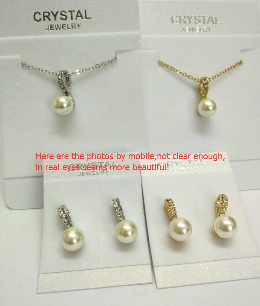 στρογγυλή μπάλα προσομοίωση - Κοσμήματα μόδας - Φωτογραφία 5