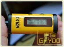 Holux M241 241 Беспроводной Связи Bluetooth Gps-приемник Data logger Мышка ЖК-дисплей Желтый gps трекер с ezTour ключ