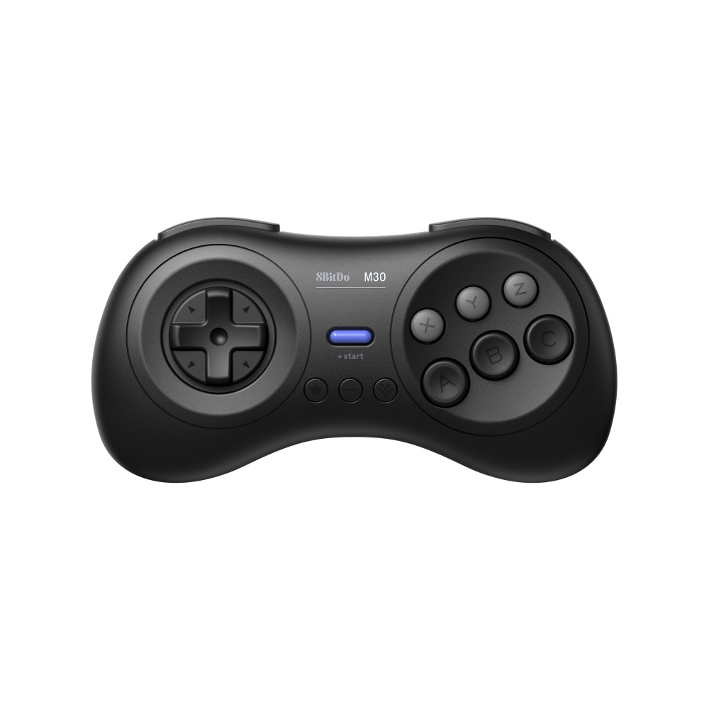 8BitDo M30 Bluetooth Gamepad For Sega Genesis Mega Drive Style For Nintendo Switch