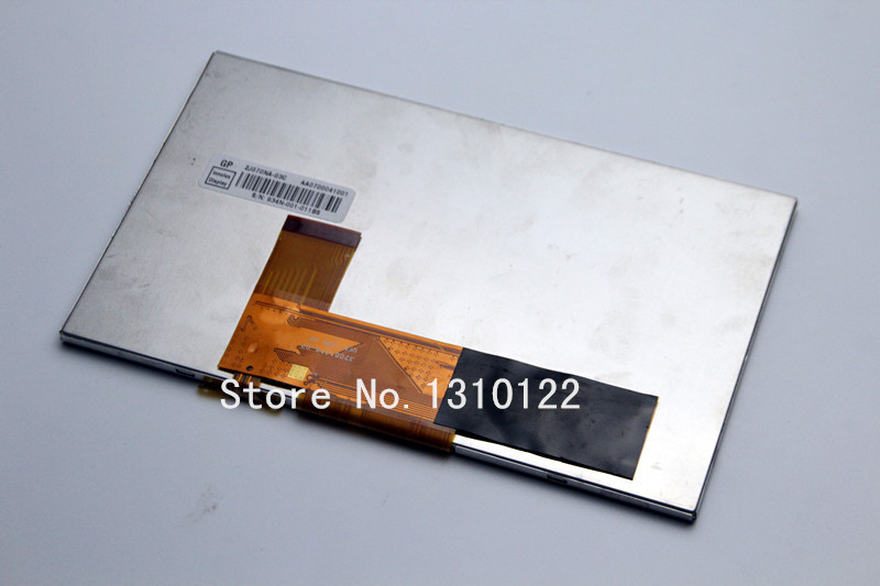 original 7''inch high-definition LCD display TFT for ZJ070NA-03C LCD Module Replacement with touch screen Free shipping